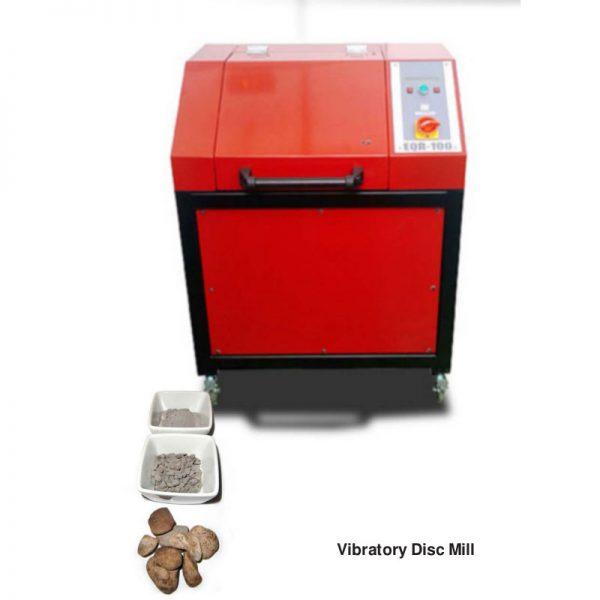 Vibratory Disc Mill